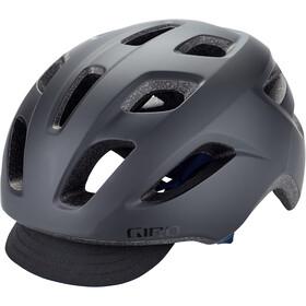 Giro Cormick Casco, matte black/dark blue